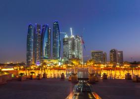 Abu-Dhabi-Down-Town